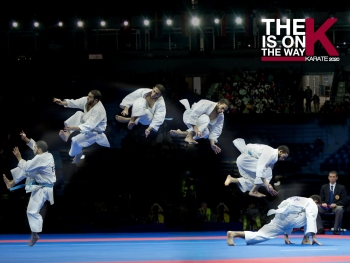 Karate to the Olympics